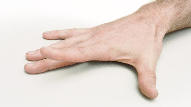 finger lift exercise