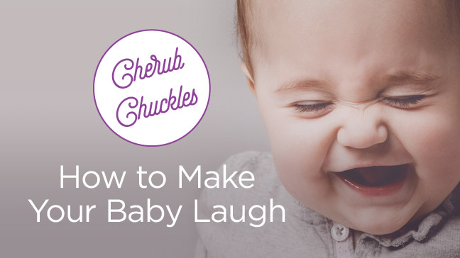 How Soon Do Babies Laugh