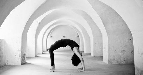 How to do Chakrasana