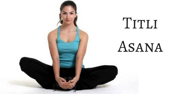 How To Do Titli Asana Butterfly Pose Steps