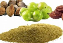 triphala powder benefits