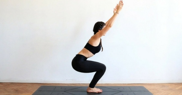 Utkatasana, Chair Pose