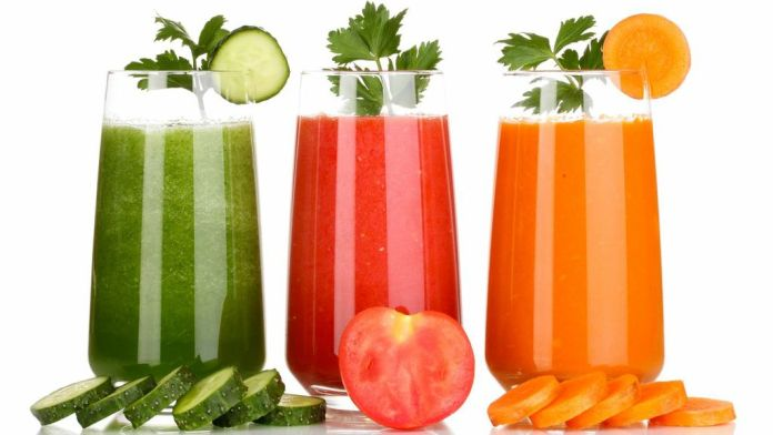 benefits of liquid diet