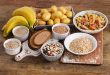 foods high in carbohydrates, Low Carbohydrate Foods List