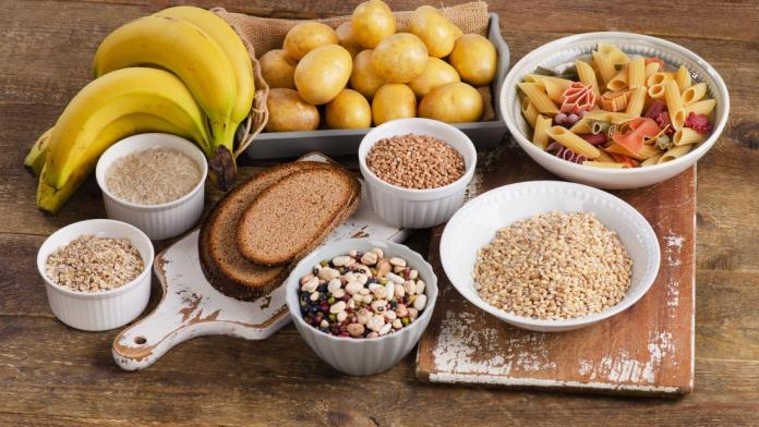 foods high in carbohydrates, Low Carbohydrate Food List