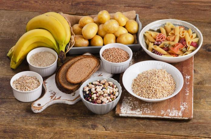 foods high in carbohydrates, Low Carbohydrate Foods List, storing whole grain foods