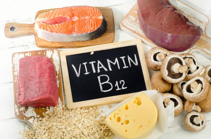 foods rich in vitamin B12, vitamin B12 deficiency