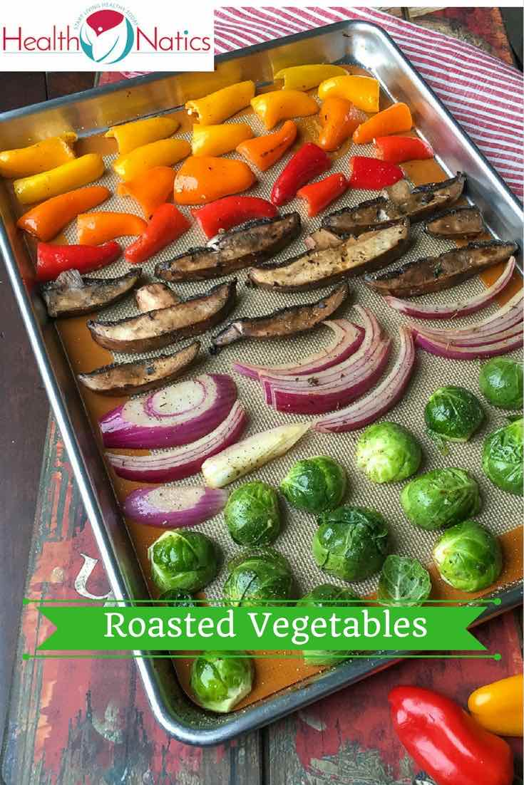 Mediterranean Roasted Vegetables Recipe