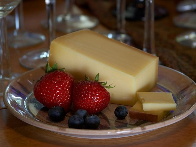replacement for gruyere cheese