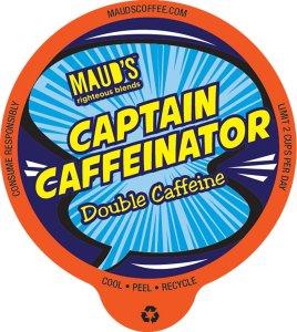Double Caffeine (2X) Coffee Pods - 48ct
