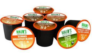 Flavored/Light Coffee Pods Sample - 8ct