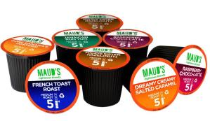 Flavored Coffee Pods Sample - 16ct