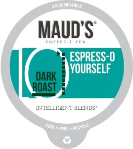 Espresso Blend Coffee Pods