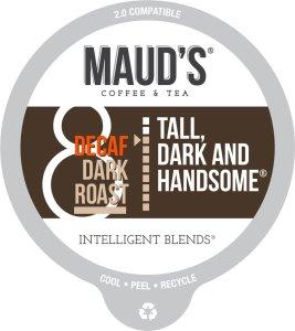Decaf Dark Roast Coffee Pods