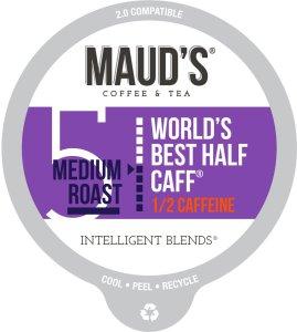 Half Caff Blend Coffee Pods