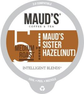 Hazelnut Coffee Pods
