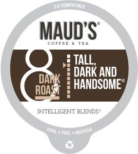 Dark Roast Coffee Pods