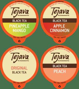 Tejava Tea Pods Variety Pack - 96ct.