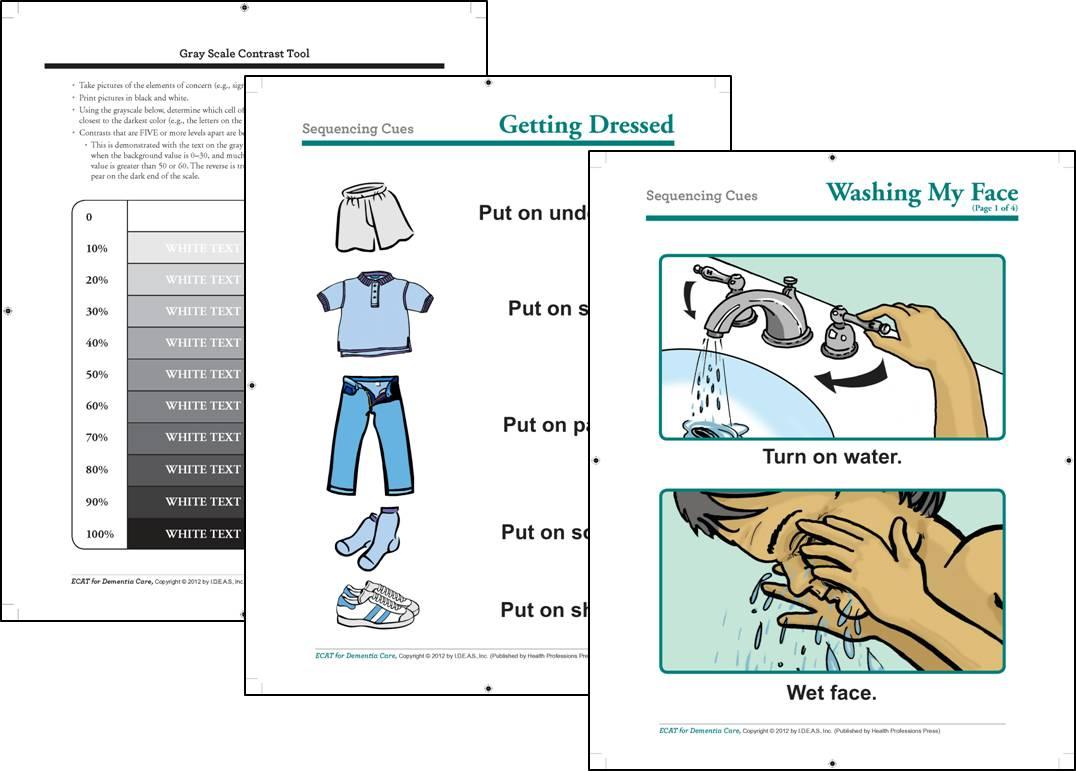 Free Printable Behavior Cue Cards