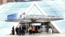 Im Grimaldi Forum in Monaco werden rund 2300 Teilnehmer zum Osteology Symposium erwartet.