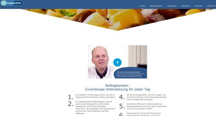 Patientenprogramme: https://www.bewegbereiter.de © Janssen-Cilag