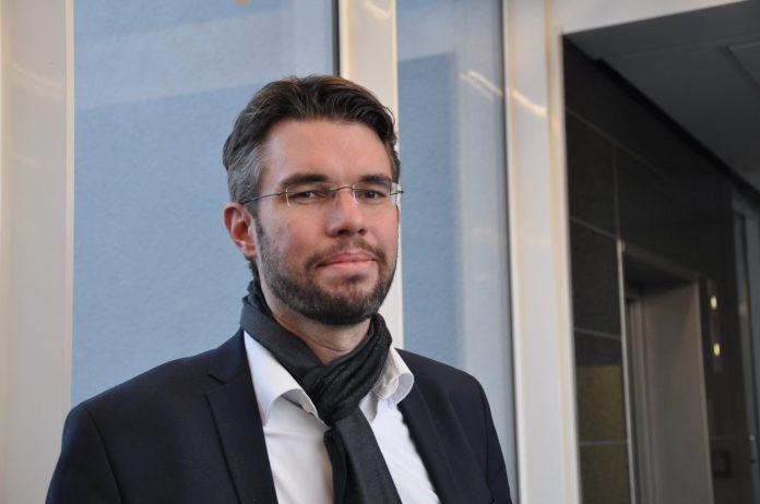 Frank Sielaff, Director, Head of Digital Channels bei Merck