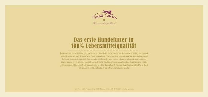 Tierfutterhersteller Terra Canis auf der Messe Deutsche Vet