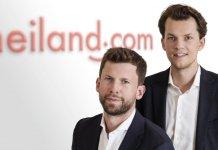 Claas und Jaan Heiland betreiben mit heiland.com ein Portal für veterinärmedizinischen Bedarf.