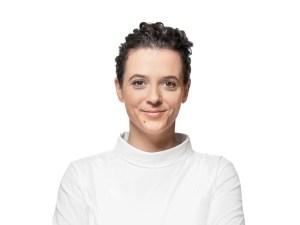 Porträt Melanie Stahr, Manager Corporate Communications bei MSD