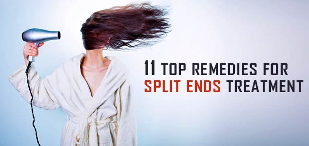 split ends-treatments