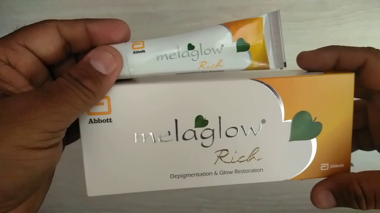 Melaglow Rich Cream REVIEW:
