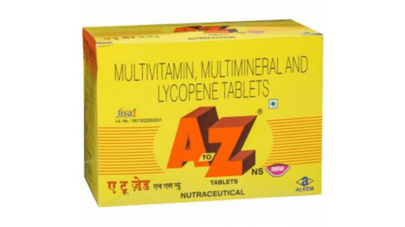 A to Z Capsule Benefits in Hindi