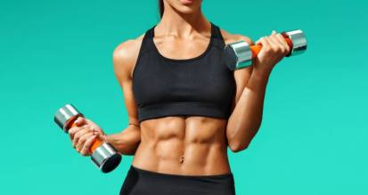 5 tips for women to gain muscle at home