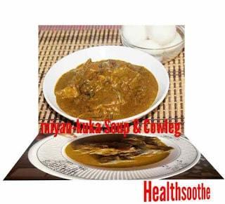 niyan kuka soup healthiest Nigerian food