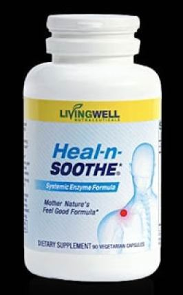 NATURAL WAY TO USE HEAL-N-SOOTHE TO CURE PAIN
