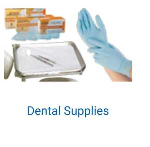 dental supplies