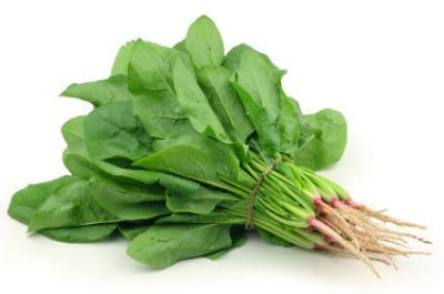 spinach for hair loss