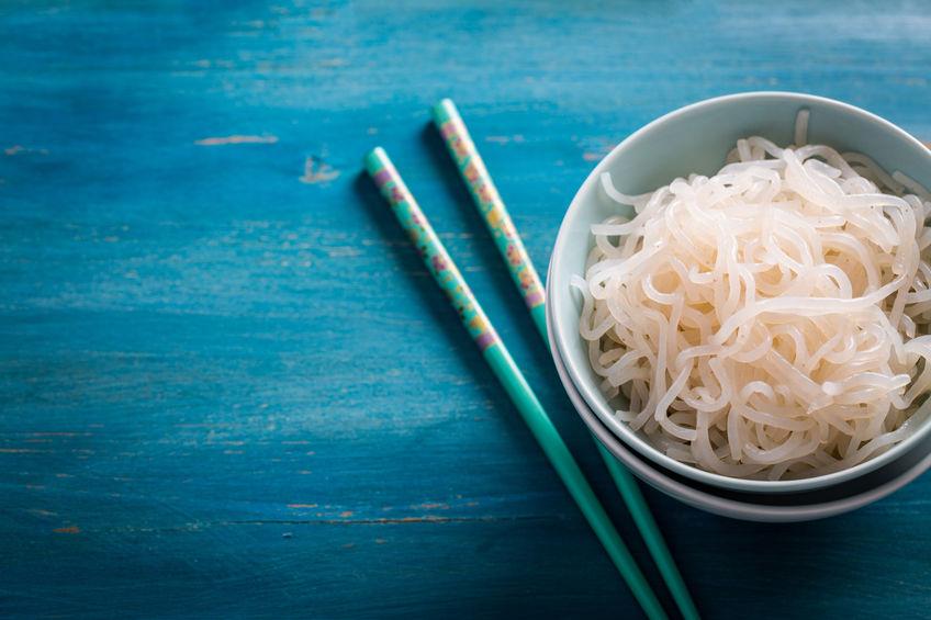 Spaghetti con glucomannano