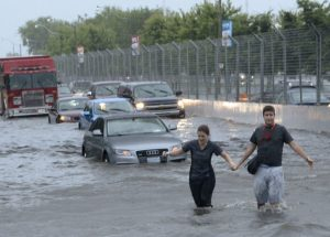 Toronto is Getting Ready for a Weekend Flood