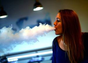 Electronic Cigarette Ban in Austin