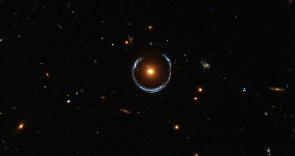 Hubble Weighs a Star and Proves Einstein Both Right and Wrong
