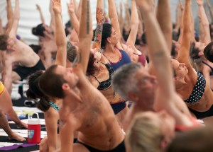 Hot Yoga is What You Need to Stop That Emotional Eating and Negative Thoughts