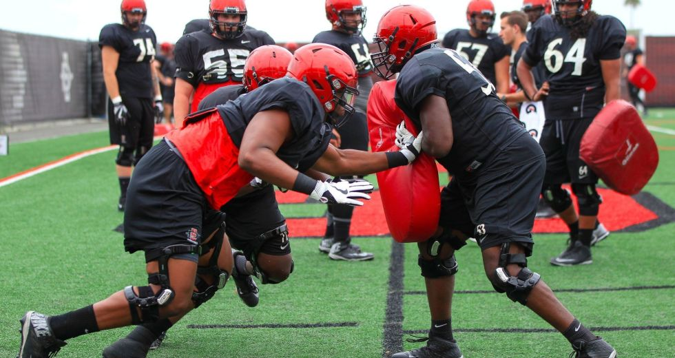 The SDSU Aztecs Had To Postpone Their Practice Because Of A Chickenpox Outbreak