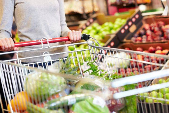 Overdosing from Fentanyl Traces on Shopping Carts: Is it Possible?