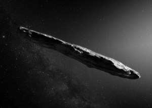 Astronomers' remarkable discovery: Oumuamua, comes from outside the Solar System