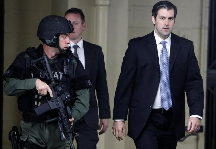 Ex-cop Michael Slager, Walter Scott's killer was sentenced to 20 years