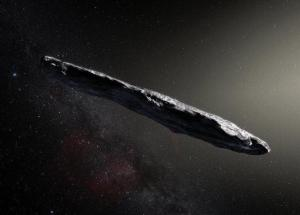Scientists Discovered a Mysterious Flying Object Passing Earth