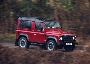 Meet Defender Works V8: A Limited Edition Land Rover