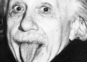 Proof That Einstein's Theory of Happiness Actually Works