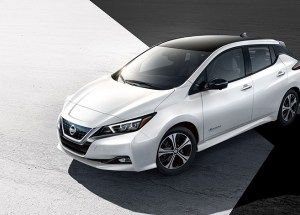The 2018 Nissan Leaf Stirs Up the Competition with Improved Lease Deals